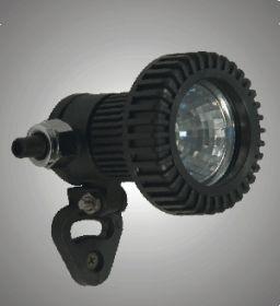 Водозащищенный галогенный светильник W-75