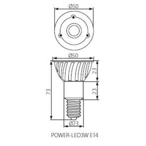 POWER-LED3W